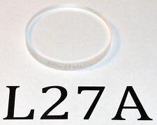 JML Spherical UV Plano-Convex Lens for 248 nm (L27A)