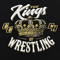 The Kings of Wrestling Pro Wrestling Crate Exclusive Shirt Size 2XL Cesaro