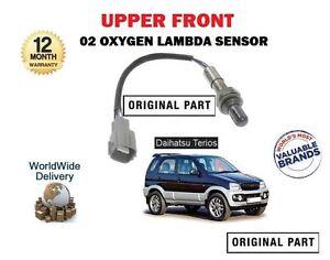 FOR DAIHATSU TERIOS 1.3 DVVT 2000-2006 UPPER FRONT PRE 02 OXYGEN LAMBDA SENSOR