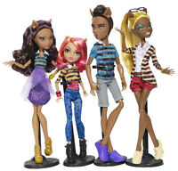 Monster High WOLFSBANDE a pack of trouble FAMILIE WOLF OVP CBX41