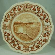 Mason's Ironstone Plate-Niagara Falls