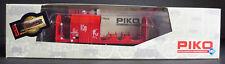 PIKO 54391 H0 Shimmns-tu DB-Cargo Schiebeplanenwagen OVP - selten