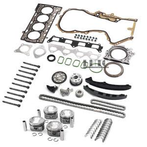 Engine Overhaul Rebuild Kit For VW Audi Skoda Seat 1.4 TSI BLG CAV CTH CNW Ø19mm