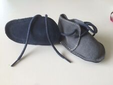 Chaussures Chausson Fille Garcon Mixte Taille 15/16 (0/3 Mois) Bout Chou Cuir
