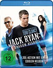 JACK RYAN: SHADOW RECRUIT (Chris Pine. Keira Knightley) Blu-ray Disc NEU+OVP