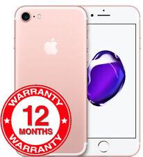 Apple iPhone 7 - 32GB - Rose Gold (Unlocked) Smartphone