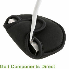 Mallet Putter Cover Golf Facesaver Headcover