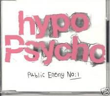 HYPO PSYCHO - PUBLIC ENEMY NO:1 (CD 2004) F Sealed
