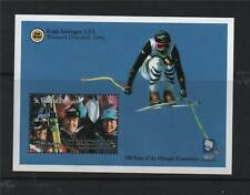 St Vincent 1994 Int. Olympic Committee MS SG 2808 MNH