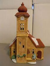 """Dept. 56 Alpine Village Series """"Alpine Church"""" #65412 -Original Box"""