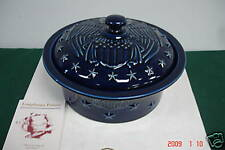 Longaberger Inaugural Proudly All American Eagle Casserole Baking  Serving Dish