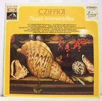 """33 tours CZIFFRA Disque LP 12"""" PAGES IMMORTELLES VOL 2 - VOIX SON MAITRE 12022"""