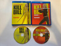 Kill Bill Vol 1 & 2 (Bluray) [BUY 2 GET 1]