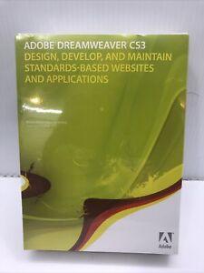 Adobe Dreamweaver CS3 Windows XP Vista - Brand New