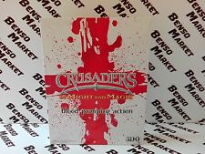 CRUSADERS OF MIGHT AND MAGIC - PC - BIG BOX CARTONATO EDIZIONE ITALIANA COMPLETO