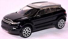Land Rover LRX ( Evoque ) Crossover-SUV 2011 schwarz black 1:43