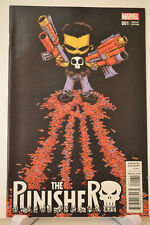 The Punisher issue #1 Skottie Young Variant Cover Marvel Comics volume 11