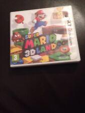 jeu 3DS - SUPER MARIO 3D LAND