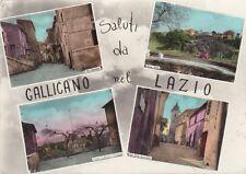 # GALLICANO NEL LAZIO: SALUTI DA