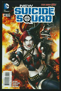 New Suicide Squad #4, 2015, DC Comics USA, Zustand (1)