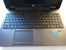 HP zBook 17 Biz / Gaming Laptop Core i5 16GB 500GB SSD Windows 7 Pro Office 2010