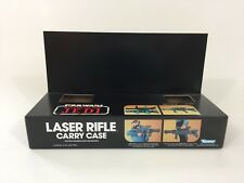 Reemplazo Retro Star Wars Rotj láser rifle Carry Case Box