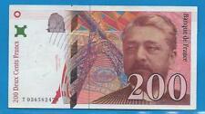 Gertbrolen  200 Francs EIFFEL Type 1996 Billet T036582479