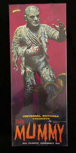 Mummy  *MINT FACTORY SEALED* Model Kit - Aurora 1999 Universal Monsters