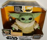 New Star Wars Baby Yoda The Child Animatronic The Mandalorian Toy Figure