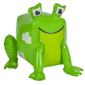 """20"""" Green Pixel Frog Animal Inflatable - Inflate Blow Up Toy Party Decoration"""