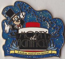 Disney Pin: DCL Disney Cruise Line Morty the Magnificent