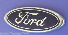 FORD BLUE OVAL EMBLEM FOCUS REAR BADGE TRUNK 98-05? 99 00 01 02 03  95GB-F425A52