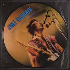 JIMI HENDRIX: Second Time Around LP (Germany, pic disc) Rock & Pop