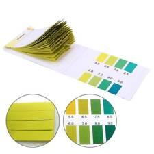 PH Range 5.5-9.0 PH Alkaline Test Indicator Paper Water Testing Kit Lab Supplies