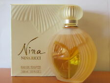 Nina  By Nina Ricci Vintage Perfume Women 3.3 oz Eau De Toilette Spray NIB