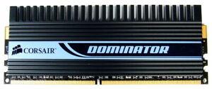 1GB Corsair DDR3 PC3-12800 1600MHz TR3X3G1600C8D Dominator RAM Memory 1.65V 240p