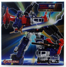 Perfect Effect PC-18 Perfect Combiner Upgrade kits for God Jinrai Action Figure