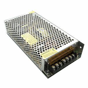 Transformateur Alimentation Stabilisée De 230V A 12V Lumières Strip LED 150W