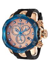 Swiss Made Invicta 16153 Reserve Venom Rose Gold-Tone Chronograph Men's Watch