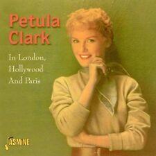 CD de musique album pop Petula Clark