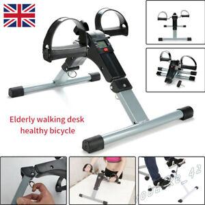 Mini Stepper Portable Fitness Equipment Exercise Bike Leg Pedal Exerciser Hhf