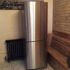 Stainless Steel LG Fridge Freezers