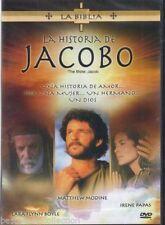 LA HISTORIA DE JACOBO( LA BIBLIA EN ESPANOL) NEW DVD
