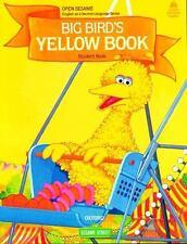 NEW - Open Sesame: Big Bird's Yellow Book: Student Book by Brauer, Jane