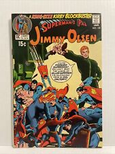 Superman's Pal Jimmy Olsen #135 - 2nd Appearance Darkseid