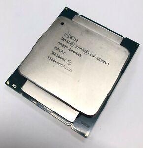 Intel Xeon E5-2620V3 2.40GHz 15MB Hex Core CPU Processor SR207 LGA2011-3
