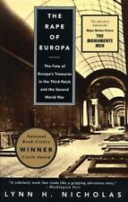 The Rape of Europa by Lynn H. Nicholas (author)