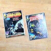 Marvel Preview Presents Star-Lord #11 & #14, 1977 John Byrne Guardians Galaxy