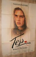 A0 Filmplakat  TESS,von ROMAN POLANSKI, NASTASSJA KINSKI