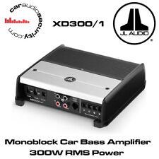 JL Audio XD300/1v2 Monoblock Amp Class D 300 Watt Car Amplifier JL XD300.1V2